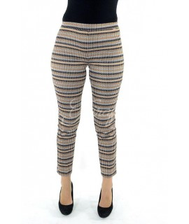 Pantaloni con Elastico 30970 Pantaloni donna PB30970