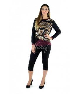 Maglia Fantasia 7011 Maglieria e t-shirt donna KC7011