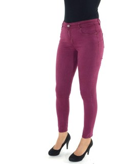 Pantaloni Push-up 1582 Pantaloni donna EC1582