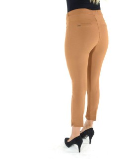 Pantaloni con Elastico 1008 Pantaloni donna SC1008