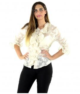 Camicia Riccio 708 Camicie e Bluse donna PR708D