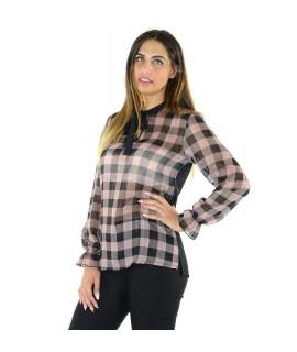 Bluse Fiocco Lurex 1870 Camicie e Bluse donna LI1870
