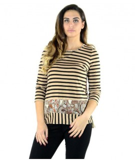 Maglia Fantasia 8630 Maglieria e t-shirt donna CF8630