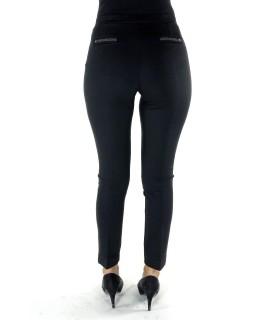 Pantaloni Elastico 1079 Pantaloni donna SC1079