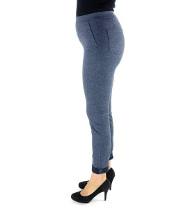 Pentaloni Elasticizzati 15701 Pantaloni donna CF15701