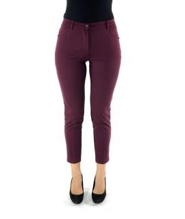 Pantaloni Bottone 7100 Pantaloni donna KC7100