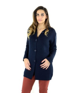 Cappottino Bottoni 5083 Cappotti e piumini donna OD5083