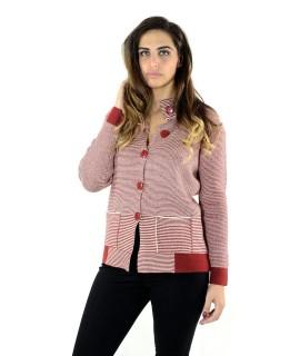 Maglione Tasche 97690 Maglieria e t-shirt donna EC97690