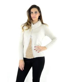 Maglione Collo Avvolgente 306 Maglieria e t-shirt donna PCGY306