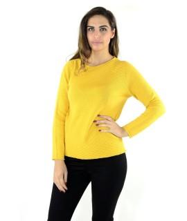 Maglia Girocollo Lana 93 Maglieria e t-shirt donna EDBCB93