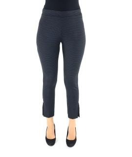Pantaloni Microfantasia 1099 Pantaloni donna SC1099