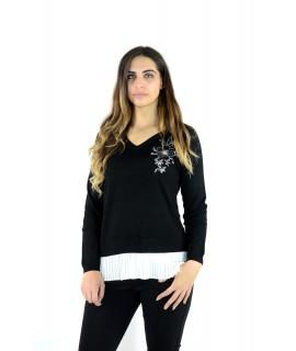 Maglia Fiore 25973 Maglieria e t-shirt donna CF25973