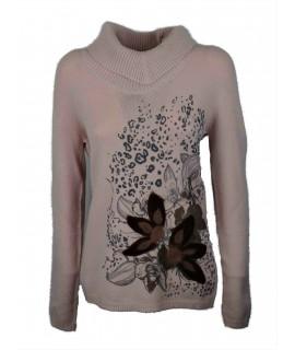 Maglia Stampa 301 Maglieria e t-shirt donna PICGY301