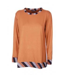 Maglietta Righe 464 Maglieria e t-shirt donna PJ8/464