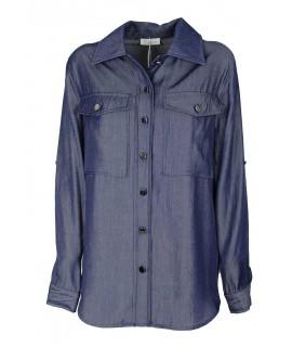 Camicia Bottoni 9152 Camicie e Bluse donna EC9152