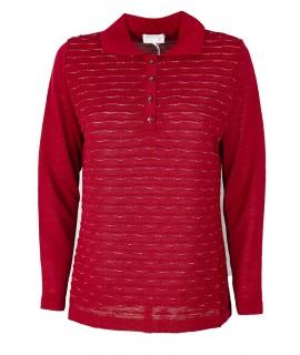 Maglia Colletto 7025 Maglieria e t-shirt donna DO7025