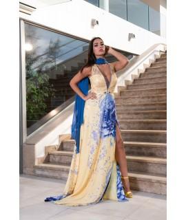 Vestito Fantasia 112 Vestiti donna PF112