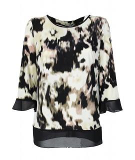 Maglia Fantasia 2054 Maglieria e t-shirt donna PO2054