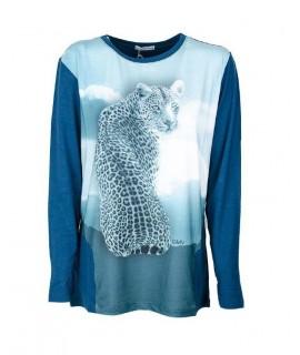 Maglia Stampa 7670 Maglieria e t-shirt donna GMV7670