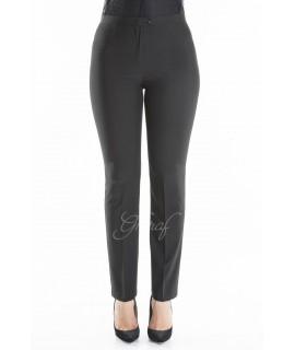 Pantaloni con Bottone 2170 Pantaloni donna BY2170