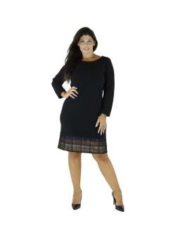 Vestito Lurex 7013 Vestiti donna DB7013
