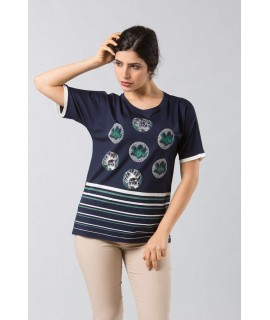 Maglia 9052 Maglieria e t-shirt donna NG9052