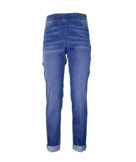 Jeans con Elastico 16044 Jeans donna CF16044