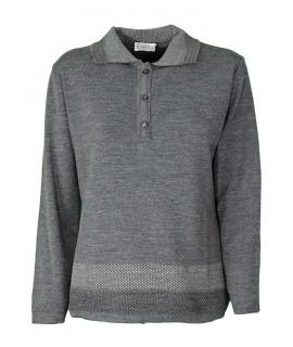 Polo Manica Lunga 3968 Maglieria e t-shirt donna DO3968