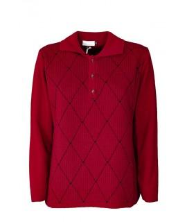 Polo Manica Lunga 8060 Maglieria e t-shirt donna DO8060