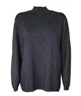 Maglia Lupetto Lurex 95791 Maglieria e t-shirt donna EC95971