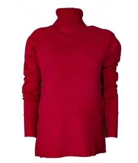 Maglia Dolcevita 3839 Maglieria e t-shirt donna EC3839
