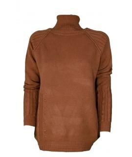 Maglia Dolcevita 6029 Maglieria e t-shirt donna EC6029