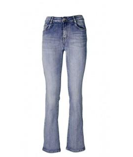 Jeans Push-up Zampa 2025 Jeans donna EC2025