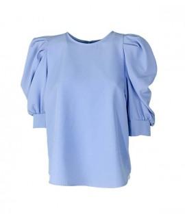 Bluse Manica Sbuffo 2921 Camicie e Bluse donna LUML2921