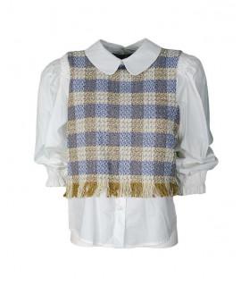 Camicia Cotone 2895 Camicie e Bluse donna LUML2895