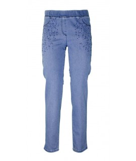Jeans Push-up Elastico 16415 Jeans donna CF16415