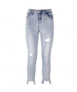 Jeans Sfrangiati 2270 Jeans donna EC2270