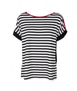 T-shirt Righe 865 Maglieria e t-shirt donna EC865