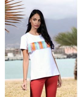 T-shirt Cotone 809 Maglieria e t-shirt donna PB809