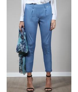 Pantaloni Cotone Capri 31317 Pantaloni donna PB31317