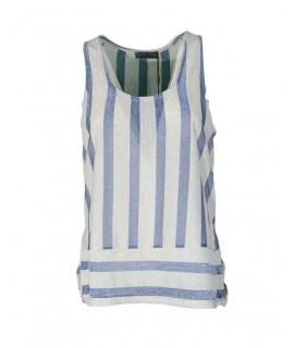 Top Righe 6821 Maglieria e t-shirt donna BG6821