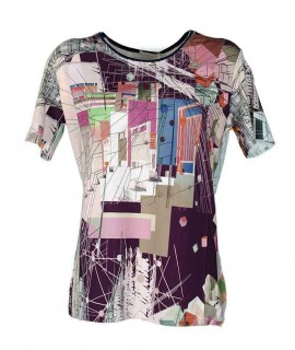 T-shirt Fantasia 8F548 Maglieria e t-shirt donna CO8F548