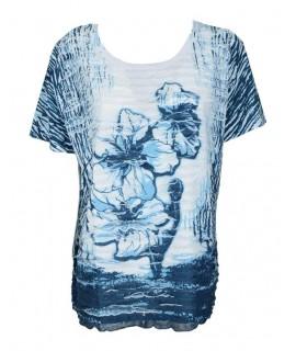 Maglia Stampa Curvy 5611 Maglieria e t-shirt donna COH5611