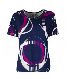 T-shirt Girocollo 7H198 Maglieria e t-shirt donna EC7H198