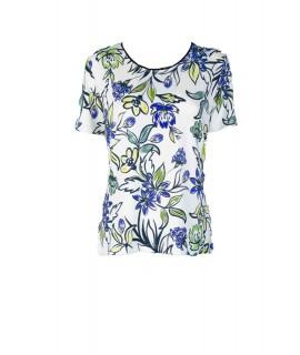 T-shirt Floreale 4B196 Maglieria e t-shirt donna EC4B196
