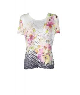 T-shirt Fantasia 1250037 Maglieria e t-shirt donna EC1250037