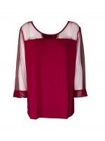 Maglia Manica Velata 2003-1 Maglieria e t-shirt donna CO2003-1