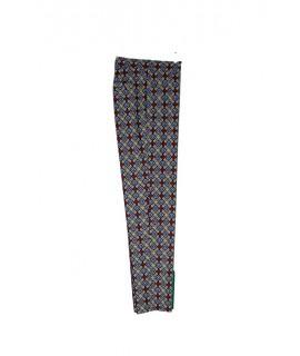 Pantaloni Elastico Fantasia 16451 Pantaloni donna CF16451