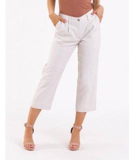 Pantaloni Lino 31453 Pantaloni donna PB31453