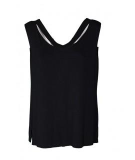 Canotta Curvy 6097 Maglieria e t-shirt donna DB6097